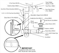 how to install a tub drain view diagrams of bathtub plumbing installation and parts names p bathtub drain parts