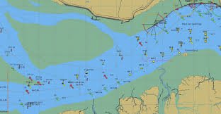 Projects Electronic Navigational Chart Production For The