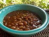 v s kicked up baked beans  slow cooker