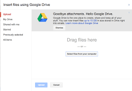 google max attachment size how to send really big files with gmail business insider