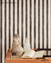 Stripes Wallpaper Eijffinger Stripes Wit Behang Zwart Wit