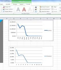 Align Charts In Excel Excel Spreadsheets Help Quick Excel Tips How To Align Charts