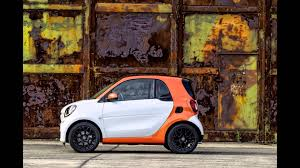 Smart Fortwo Manual 2016 Hd Review Sport Cars Youtube