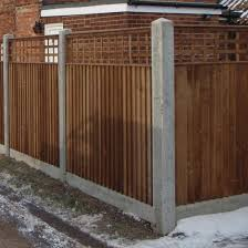 concrete fence posts. Plain Fence Slotted Concrete Fence Post  Intermediate On Posts T