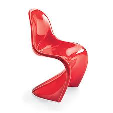 vitra miniature panton chairs by verner panton set of 5 stardust