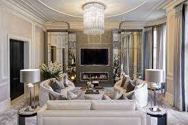 Luxury Living Room Design