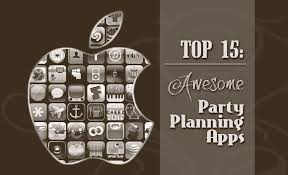 Top 15 Awesome Party Planning Apps For Iphone And Ipad Wedding