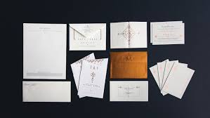Graphic Designer Letterhead Examples The Best Letterhead Examples We Could Find Print Magazine