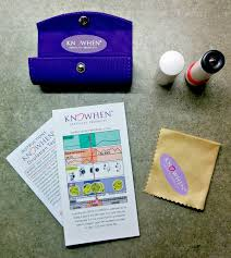 I Know Kit Chart Knowhen Makes It Easy To Detect Your Most Fertile Days