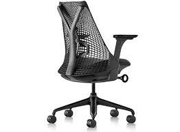 sayl office chair. green apple sayl chair back office