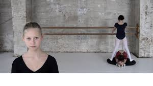 young ballet dancers not necessarily the typical poster children of ballet ment their training with es from known personalities ranging