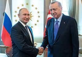 Putin und Erdogan treffen sich: In Sotschi wird über die Nachkriegsordnung  in Nordsyrien entschieden - Politik - Tagesspiegel