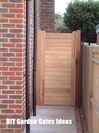 top 10 diy garden gates ideas wooden