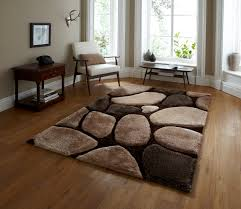 hand tufted super soft pebble effect rug noble
