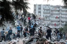แผ่นดินไหวรุนแรงในกรีซ-ตุรกี ดับอย่างน้อย 22 - โพสต์ทูเดย์ รอบโลก