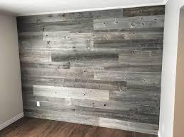 simple barn wood walls inside house by fbaceca