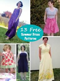 Sundress Patterns Impressive 48 Free Sundress Patterns For Summer Craftfoxes