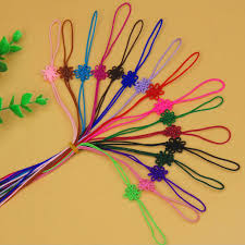 Online Shop <b>Chinese Knot Embroidery</b> Sachets Small Lucky Pouch ...