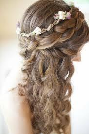 Cheveux Long Coiffure Mariage Demoiselle D Honneur