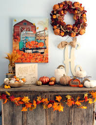 Decorating: Happy Fall Rustic Sign Ideas - Rustic Decorations