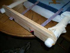 Home made quilting frame, very clever, something to try! | diy ... & New homemade quilt frame! Adamdwight.com