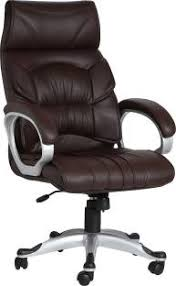 chair. vj interior leatherette office arm chair
