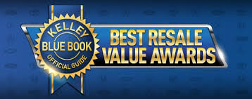 Vehicle Residual Value Chart 2019 Best Resale Value Awards Kelley Blue Book