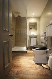 bathroom corner shower ideas. The Wheatsheaf Inn - Bathrooms Corner Shower, Shower Ideas, Gray Door, Bathroom Ideas
