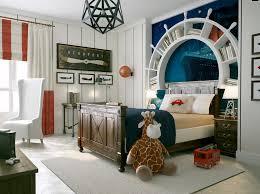 Interior Design Kids Bedroom Impressive Travel Themed Kids Room Interior Design Ideas