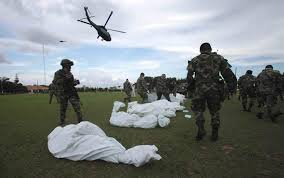 Image result for operativos militares colombia
