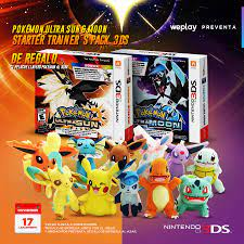 3ds was first introduced in 2011 and ended in 2020 to reinstate the playing field for the nintendo switch. Weplay Store Reserva Pokemon Ultra Moon O Ultra Sun Facebook