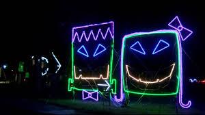 Baybears Halloween Lights Thriller Nights Of Lights October 6 10pm Segment