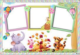 photo montage winnie pooh pixiz