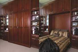 ... Contemporary Bedroom Wall Closet Systems Custom Unit Storage For The ...