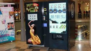 California Vending Machine Extraordinary Caviar Vending Machines Unveiled At California Malls