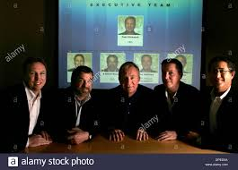 Published 12 23 2005 C 5 Smartdraw Executive Team Poses In