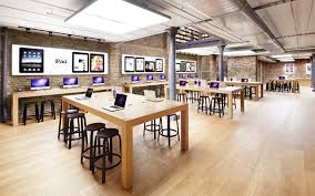 Retail Design | Shop Design | Electrical Store Interior | Apple Retail Store  - Covent Garden