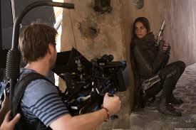 rogue one a star wars story hal hickel animation supervisor how did you organize the work the vfx supervisors and your team we split the work amongst all four ilm studios san francisco vancouver london