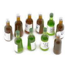 oem resin drink beer bottles