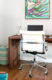 west elm office desk. Mid Century Modern Office Desk Inspirational Home Fice Makeover With A Colorful Inspired West Elm D