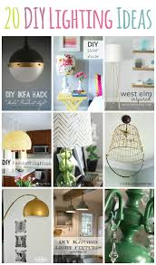 diy lighting ideas. 20+ DIY Lighting Ideas! Can\u0027t Find The Perfect For Your Space Diy Ideas