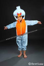 BLUE ANGRY BIRD COSTUME – Your Dress – Rent a Dress Service