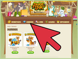 how to get diamonds on animal jam 7 steps with pictures