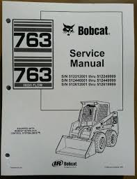 diagram free collection yw50ap service manual download more maps Bobcat 763 Wiring Diagram bobcat 763 763h service manual book skid steer 6900091 bobcat 763 wiring diagram free