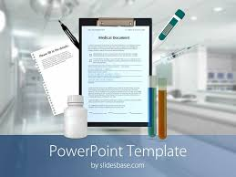 Medical Powerpoint Background 3d Medical Powerpoint Template