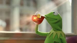 kermit tea meme. Wonderful Tea But Thatu0027s None Of My Business On Kermit Tea Meme Know Your