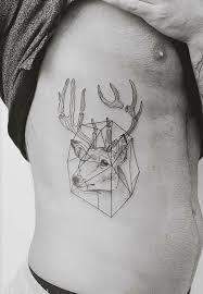 Geometrie A Zvířata Tato Tetování Tě Dostanou Koulecz