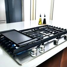 kitchenaid gas cooktop with downdraft gas with downdraft bad boy gas inch 5 burner gas gas