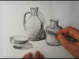 drawing still life how to draw still life