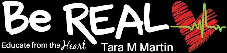 <b>REAL Talk</b> Treasures – Be REAL